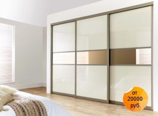 Шкафы купе на заказ в Томске и Северске от компании Твоя Мебель. изготовим шкаф купе по индивидуальным размерам, любой сложности, с использованием любых материалов.