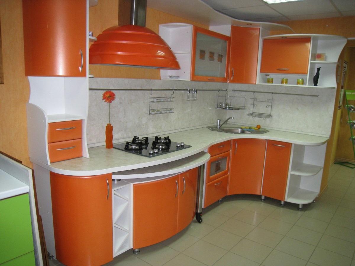 Кухни на заказ в Томске. Любой уровень сложности.