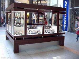 Торговая мебель на заказ Томск