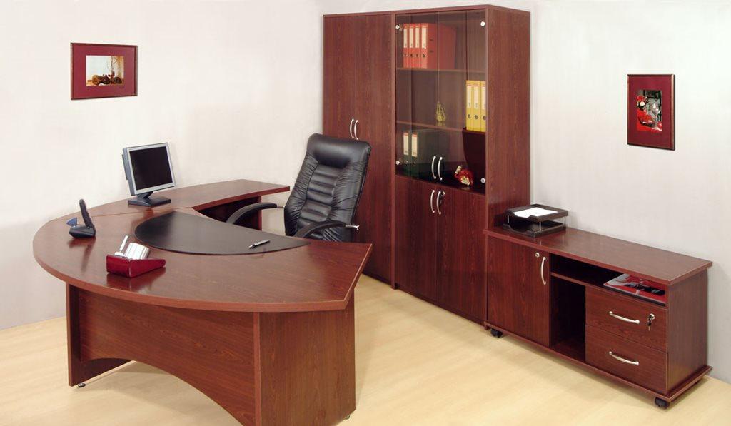 Офисная мебель недорого, офисная мебель от производителя по индивидуальным размерам, офисные столы и шкафы на заказ Томск.